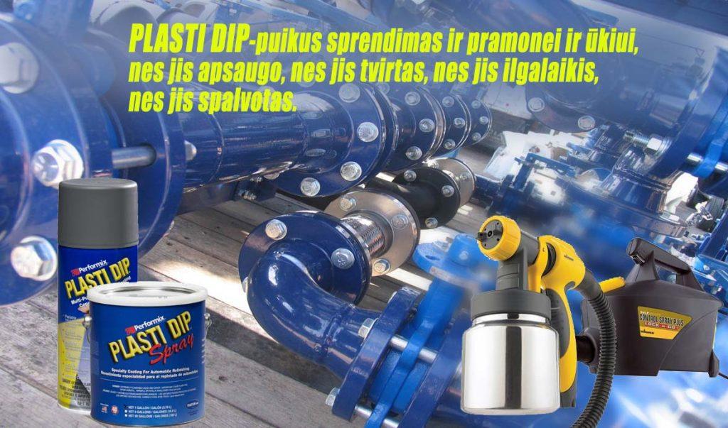 PlastiDip Vinjetes 444